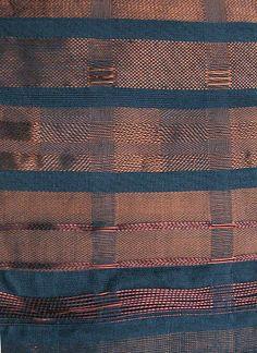 """Sample, """"The Copper Project"""" from Botto, a print & textile design studio based in Bombay, India. via the design studio"""