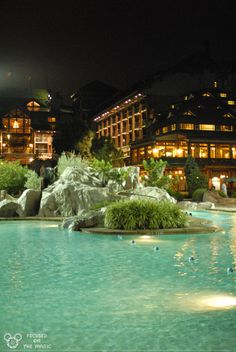 Focused on the Magic.com article: Top 3 Favorite Disney Resorts