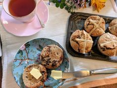 Enjoy Easter this year with our amazing grain and dairy free Hot X Buns! You can easily whip up a batch of these delights in your Thermomix. Primal Recipes, Gluten Free Recipes, Grain Free, Dairy Free, Easter Bun, Thermomix Bread, Paleo Baking, Hot Cross Buns, Bun Recipe