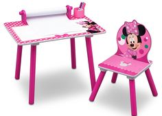 Pizarra Minnie de Disney. De madera. Combi 2 caras. TE87574MN ...