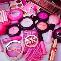 In the Pink Make-up for Face