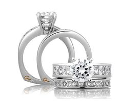 From A. Jaffe - Ladies engagement ring | Rogers Jewelry Co.