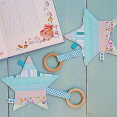 """""""Made for Baby - Cute sewn gifts"""" Book"""
