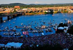 26th Annual Waterfront Blues Festival #KEENToeJams