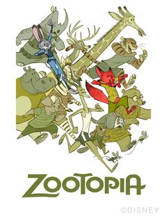 Concept Art done for Disney's Zootopia. Character Design Animation, Character Design References, Character Art, Zootopia Characters, Zootopia Art, Zootopia Concept Art, Animation Storyboard, Fanart, All Nature