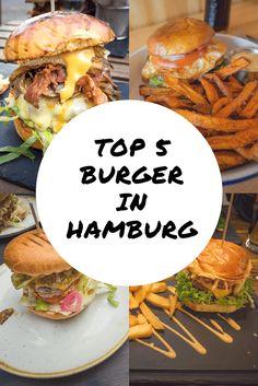 Meine liebsten Burgerläden in Hamburg in einer Top-Liste, die sich über die letzten 2 Jahre herauskristallisiert hat. Bringt Hunger mit!