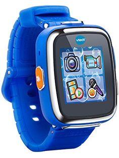 VTech Kidizoom Smartwatch DX, Royal Blue (2nd Generation) ❤ V Tech