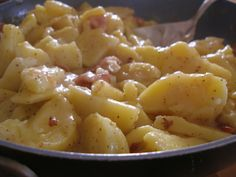 {Warm} German Potato Salad