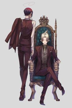 Lucifer || Mephisto