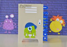 Birthday and Baby Shower Invitations: Monster Inc Invitations
