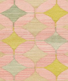 Vanderhurd; this is wallpaper but wow, could it weave up beautifully