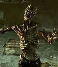 Feral Ghoul from Fallout 3 (Bethesda Games)
