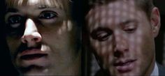 dig4victory:  Two charactersTwo broken soulsTwo of my all-time fav TV showsTwo different decadesOne actorDark Angel s1 Polo Loco ft. Supernatural s10 Paint In Black