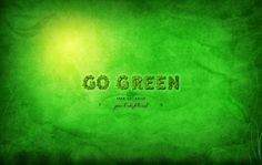 Go Green - Save Our Earth - Join Enlighted
