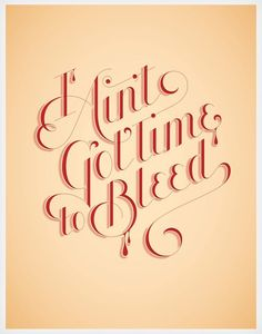 30 inspiring examples of lettering in graphic design