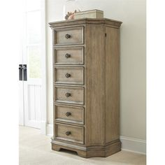 One Allium Way Fairmount 6 Drawer Lingerie Chest