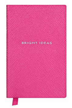 15 chic desktop accessories for every stylish working woman: Bright Ideas desk notebook
