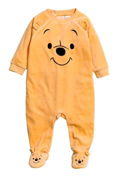 Velour Overall - Yellow/Winnie the Pooh - Kids Baby Outfits, Toddler Girl Outfits, Toddler Boys, Baby Kids, Kids Outfits, Toddler Boy Fashion, Little Boy Fashion, Kids Fashion, Cute Baby Boy