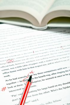 Here are three proofreading programs and services that you can access online to save yourself a little time when proofreading.