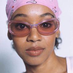 Selection of Left Eye's many looks ❤️ Black Girl Aesthetic, 90s Aesthetic, Hip Hop Fashion, 90s Fashion, Women's Fashion, Black Girl Magic, Black Girls, Black Women, Black Is Beautiful