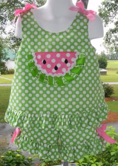 Watermelon Outfit- may Summer Fun OOC?