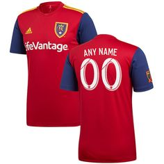 real salt lake jersey kits by adidas in xlt