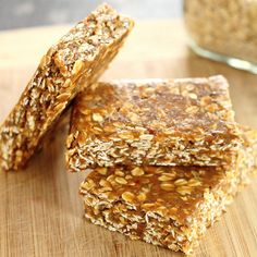 No-Bake Banana Nut Protein Bars — incredible nutrition in a sweet little package! Easy to make, and Vegan/Gluten-Free.