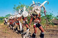 African masks on Flickr Hive Mind