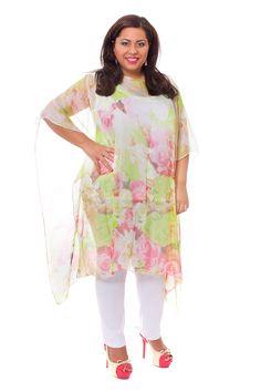 Plus Size Fashion made in Austria Austria, Plus Size Fashion, Kimono Top, Cover Up, How To Make, Design, Tops, Dresses, Women