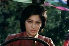 Simi Garewal played a critically acclaimed negative role in Subhash Ghai's Karz.