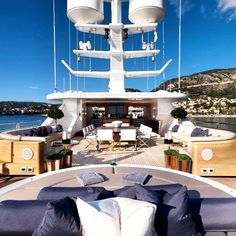 #PortHercule Onboard M¥ Sealyon 203' VSY, for sale at IYC. #sale #motor #yacht #luxury #luxuryjournal #yachlife #yachtguy #yachting #yachtworld #yachtdesign #yachtandsail #onboard #cruising #sail #sunny #morning #power @theyachtguy by yachtguru from #Montecarlo #Monaco