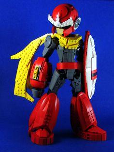 Mega Man's older brother in excellent form