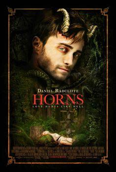 [CINEMA] Horns, o novo filme de Daniel Radcliffe, ganha pôster para a Comic-Con - Minha Série
