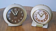 Excited to share the latest addition to my #etsy shop: Two Baby Ben Clocks, Westclox Baby Ben, Vintage Alarm Clocks #clock #westclox #babybenclock http://etsy.me/2jzzlhi