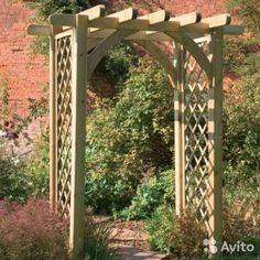 Мини беседка перголаu2014 фотография №2 · Garden ArchesGarden ...