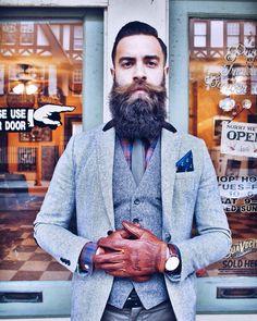 BEARDREVERED on TUMBLR | beardcollective: –> @montgomeryfrankmercado |...