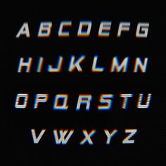 Alien Encounters Free 80s Sci-Fi Font