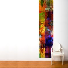 Found it at Wayfair - Fresk Abstract Art Wall Mural