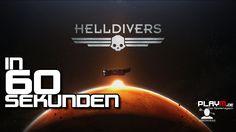 Helldivers in 60 Sekunden