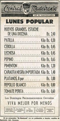 Venezuela de mis recuerdos...desde finales de los sesenta hasta finales de los setenta....UNA DECADA GLORIOSA PARA NUESTRO PAÍS
