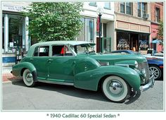 1940 Cadillac...Brought to you by  #HouseofInsurance #EugeneOregon