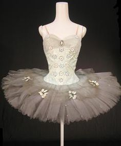 Tutu worn by Anya Linden as Cinderella in Act III of The Royal Ballet production of 'Cinderella' (1948).