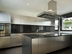 best steel kitchen cabinets design