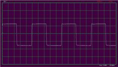 Square Wave Response at 1 kHz W / 8 ohms)