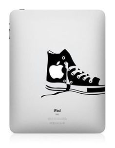 Shoe Ipad decal ipad sticker art skin decals vinyl by luckybuying, $5.99