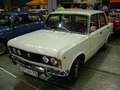 Polski Fiat 125p 1973