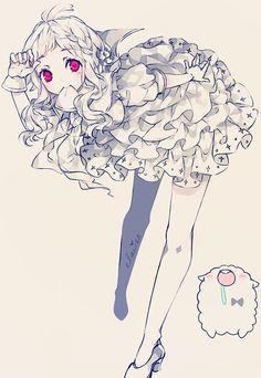 Manga Girl: So Kawaii!