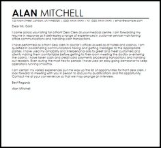 Accountant Cover Letter Example  Cover Letter Example Letter
