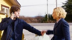 "psychotic-bates: ""Not now Mother I gotta get the Pikachu! Norman Bates Motel, Bates Motel Cast, Freddie Highmore, Tv Series 2013, Netflix Series, Max Thieriot, Norma Bates, Stretch Armstrong, Vera Farmiga"