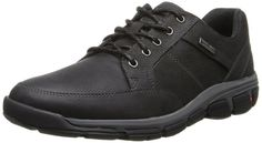 Rockport Men's Rocsports Lite Oxford,Black - Great style for guys from Ella Sussman